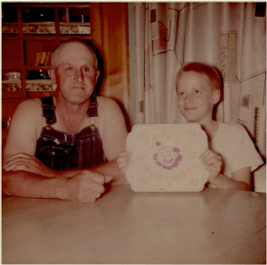 Dad and Me 1963