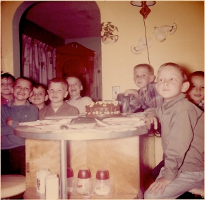 Mt Birthday Party 1963