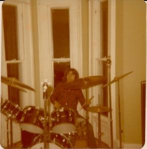 Rick Lewis Drummer Thrush