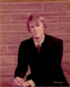 Senior HS pic 1974