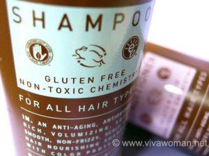 Gluten Free Shampoo