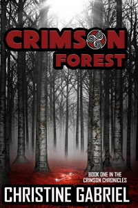 FINAL Crimson Forest Front Cover 6x9 for Kindle