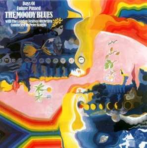 5. The Moody Blues-Days of Future Passed (1967)