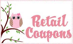 Reatil Coupons