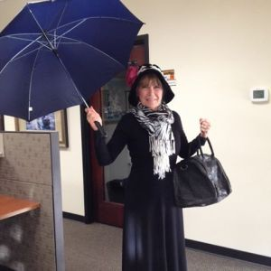 Did Mary Poppins this year!!