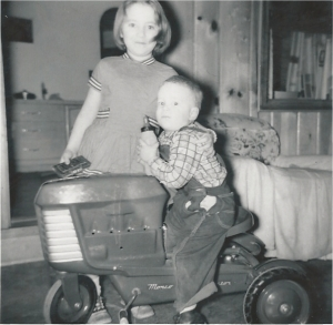 Gentte and me 1959