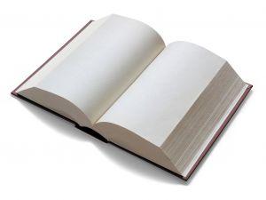blankbook